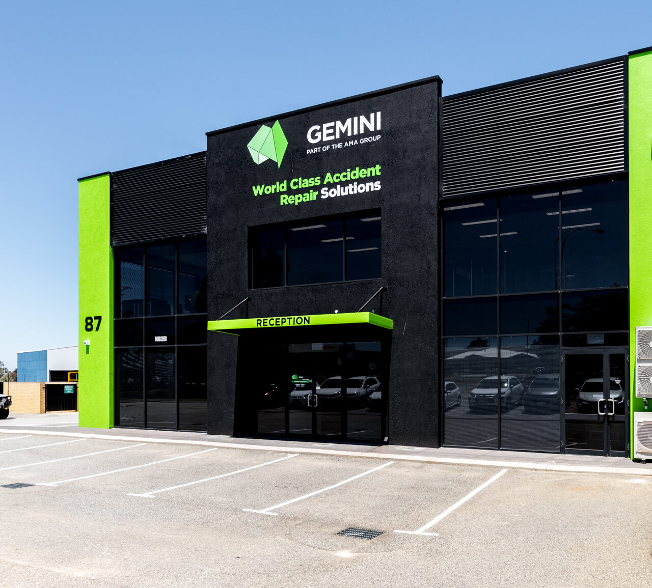 Building Fit-out Wangara
