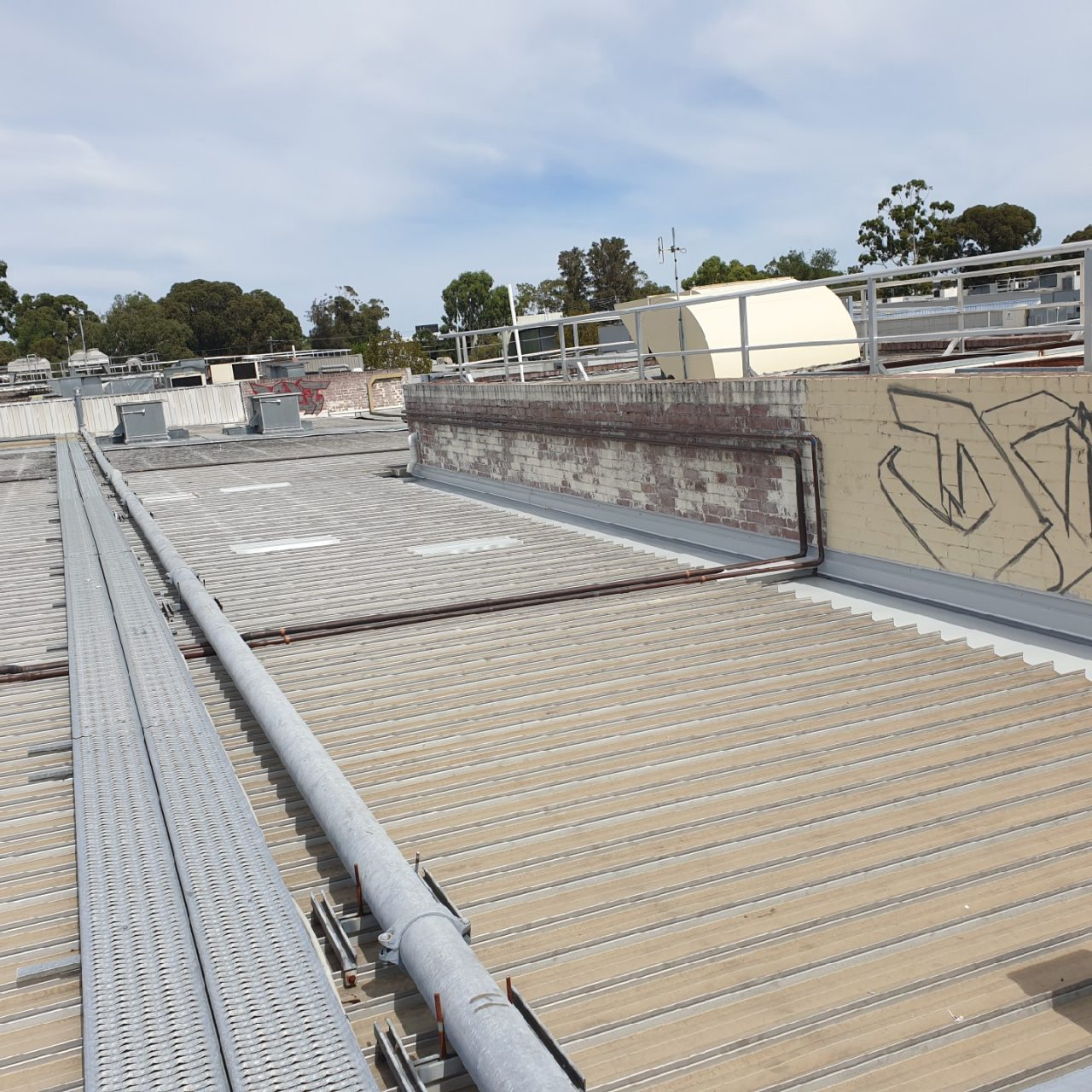 Commercial Roof Inspection – Willeton