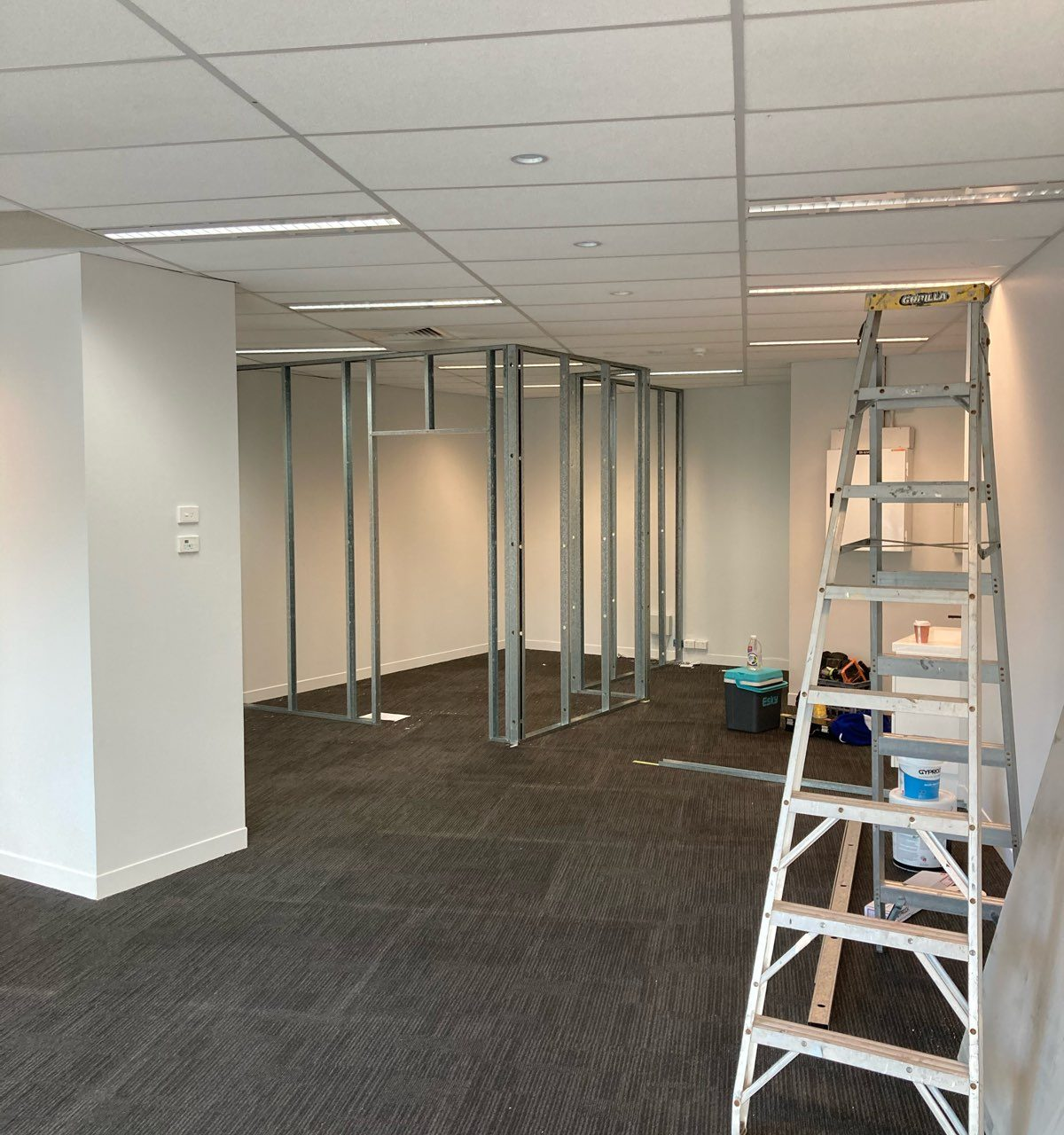 Office Fitout in Victoria Park